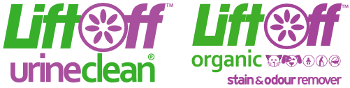 LiftOff UrineClean & LiftOff Organic All Purpose Stain and Odour Remover